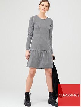 v-by-very-jacquard-drop-waist-dress