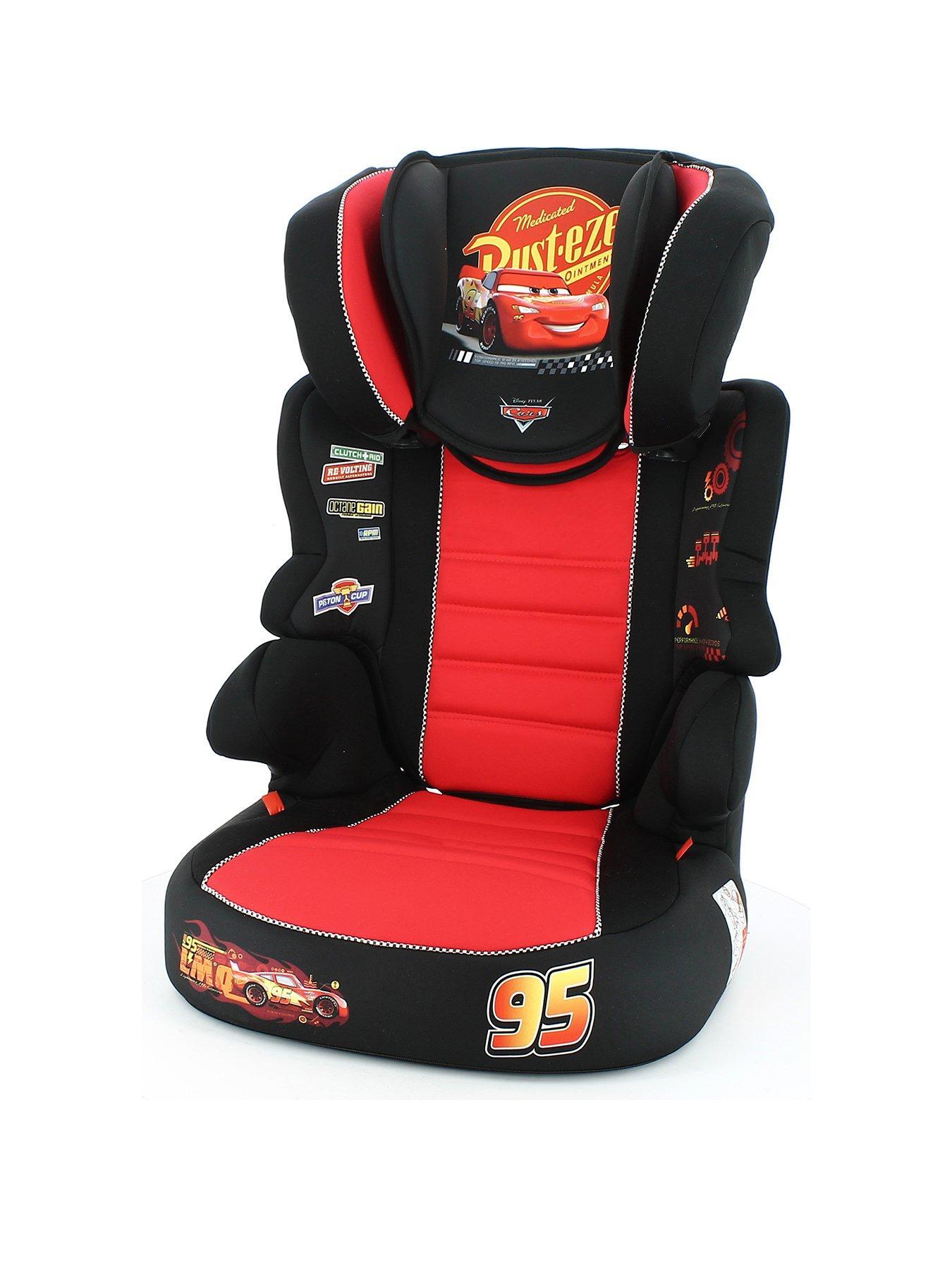 Nania Befix SP LX Disney Princess Child Car Seat Group 2//3  4-12 Years