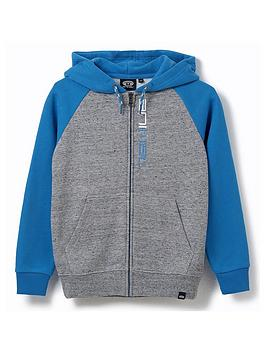 animal-boys-humming-zip-through-hoodie-grey