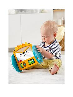 fisher-price-sit-to-crawl-hedgehog-mirror