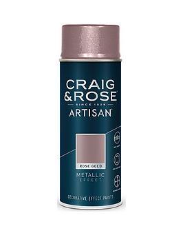 craig-rose-artisan-metallic-effect-spray-paint-rose-gold-400ml
