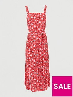 v-by-very-curve-split-hemnbspmidi-dress-print