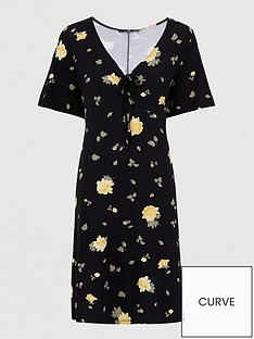 v-by-very-curve-ruched-angel-sleeve-jersey-dress-floral-print