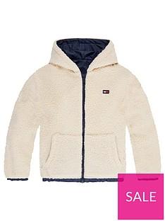 tommy-hilfiger-unisex-reversible-sherpa-jacket--cream