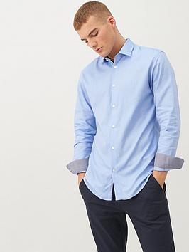 selected-homme-mark-long-sleeved-shirt-blue