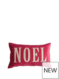 gallery-noel-metallic-velvet-christmas-cushion-red