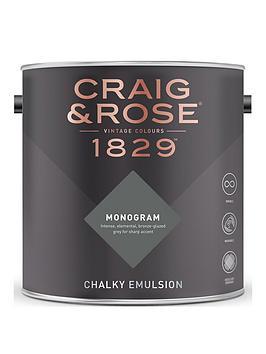 craig-rose-1829-chalky-emulsion-paint-sample-pot-monogramnbsp50ml