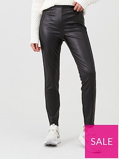 boss-casual-skinny-fit-faux-leather-legging-blacknbsp