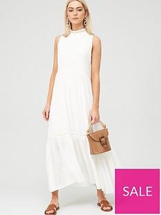 hugo-sleeveless-maxi-dress
