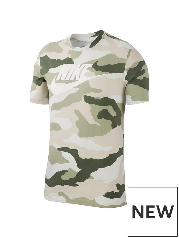 Sportswear T Shirt Camo