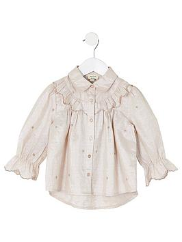 river-island-mini-mini-girls-embroidered-frill-shirt-pink