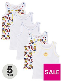 paw-patrol-boys-5-pack-vests-white