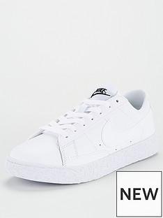 nike-blazer-low-junior-trainer-white