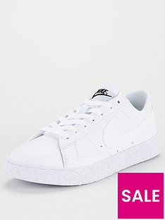 nike-blazer-low-junior-trainer-white