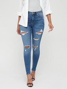 v-by-very-ella-high-waist-open-rips-skinny-jeans-mid-wash