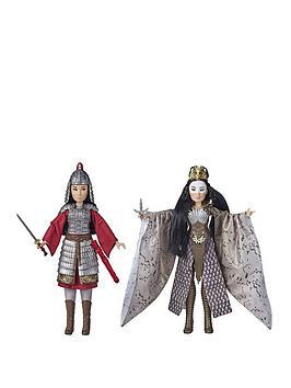 disney-princess-mulan-and-xianniang-fashion-dollsnbsp