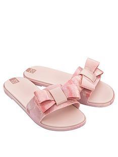 zaxy-sky-slide-bow-flat-sandals-blush