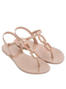 zaxy-infinity-links-flat-sandals-blush