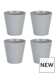 wham-set-of-4-grey-16cm-round-studio-planter-covers