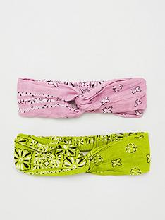 v-by-very-two-pack-bandana-bandeau-hairbands-multi