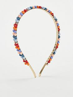 v-by-very-beaded-hairband-multi
