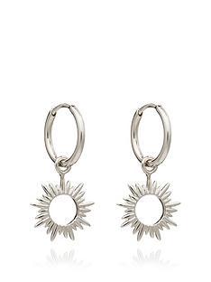 rachel-jackson-london-rachel-jackson-eternal-sun-mini-hoops-sterling-silver