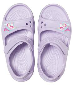 crocs-girls-unicorn-charm-sandals-lavender