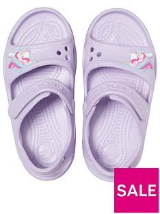 crocs-girls-unicorn-charm-sandals-lavender