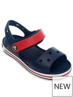 crocs-boys-crocband-sandals-navyred