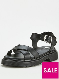 v-by-very-girls-chunky-sandals-black