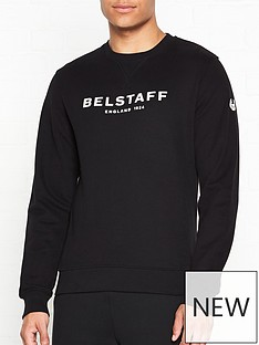 belstaff-1924-logo-print-sweatshirt-black