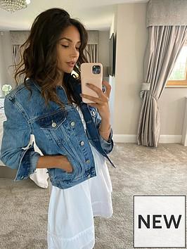 michelle-keegan-classic-boyfriend-fit-denim-jacket-blue