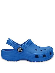 crocs-childrensnbspclassic-clog-slip-on-ocean