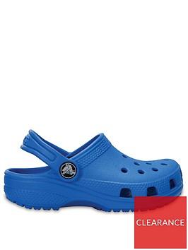 crocs-childrensnbspclassic-clog-slip-on-ocean