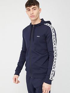 hugo-dalny-zip-front-hoodie-navywhite