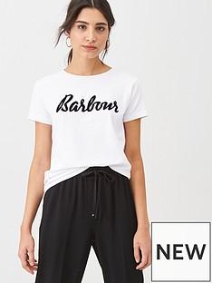 barbour-rebecca-t-shirt-white