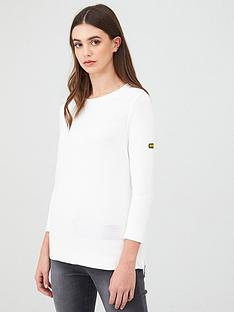barbour-international-apex-knitted-jumper-white