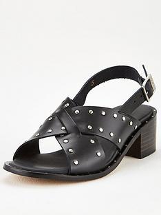 barbour-international-skylar-heeled-sandals-black
