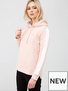 barbour-international-podium-overlayer-hooded-sweatshirt-pink