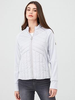 barbour-international-drive-sweatshirt-off-white