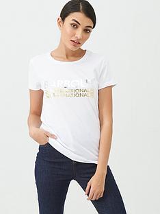 barbour-international-trackrace-t-shirt-white