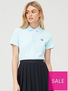fred-perry-branded-polo-t-shirt-blue