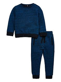 v-by-very-boys-contrast-detail-textured-marl-tracksuit