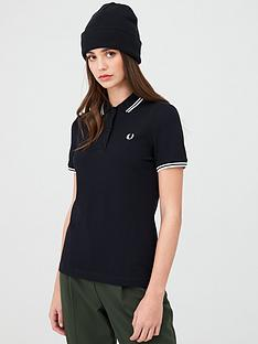 fred-perry-twin-tipped-polo-t-shirt-black