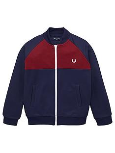 fred-perry-boys-colour-block-track-jacket-navy