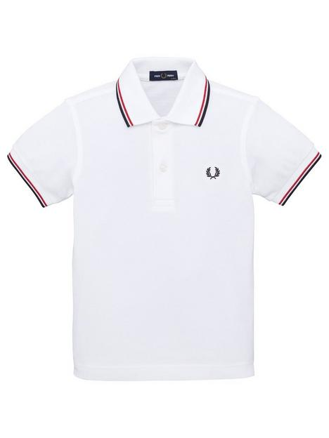 fred-perry-boys-core-twin-tipped-short-sleeve-polo-shirt-white