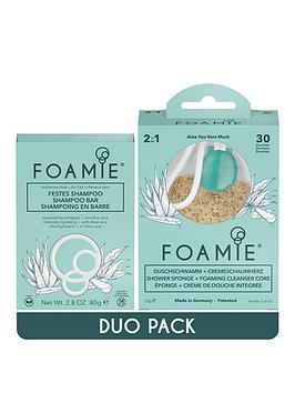 foamie-duo-shampoo-bar-sponge-aloe-vera