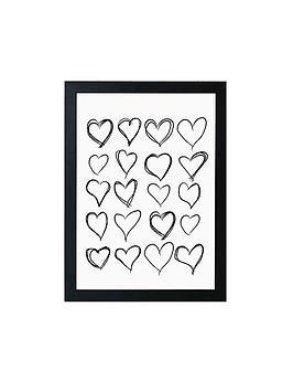 east-end-prints-love-hearts-by-honeymoon-hotel-a3-wall-art