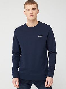 jack-jones-originals-flow-sweat-crew-neck-sweat-top-navy-blazer