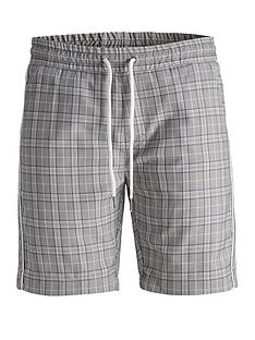 jack-jones-john-check-shorts-grey